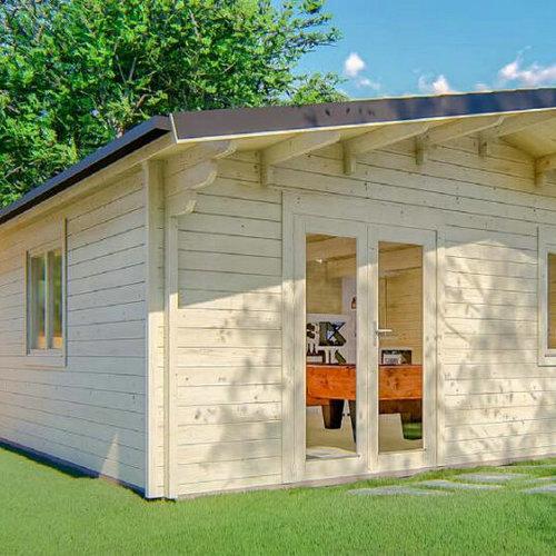 Residential Log Cabins