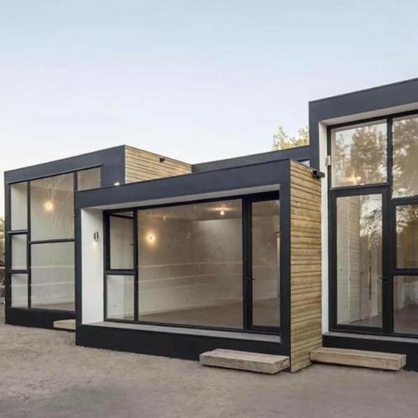 Combination Modular House